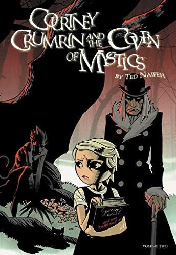 9781929998593: Courtney Crumrin, Vol. 2: Courtney Crumrin & The Coven of Mystics (Courtney Crumrin (Graphic Novels))