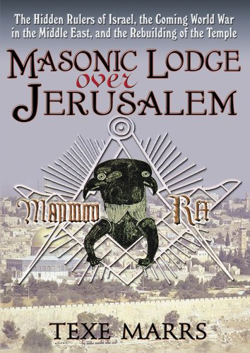 9781930004368: Masonic Lodge Over Jerusalem