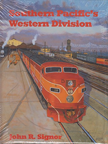 9781930013124: Southern Pacific's Western Division