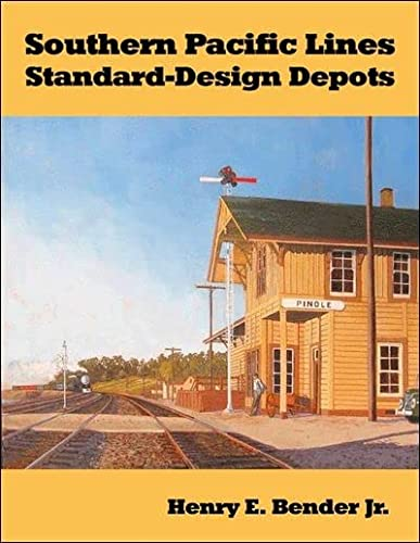 9781930013339: Southern Pacific Lines Standard-Design Depots