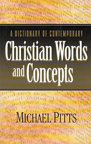9781930027206: A Dictionary of Contemporary Christian Words and