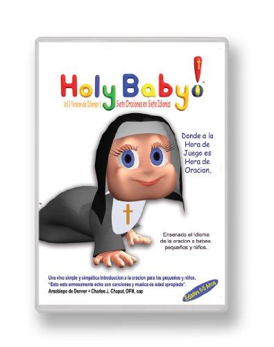 Holy Baby Siete Oraciones en Siete Idiomas: Casscom Media