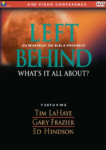Left Behind, What s It All About? 6 DVD Set: Dr Tim LaHaye, Gary Frazier, Dr Gary Frazier