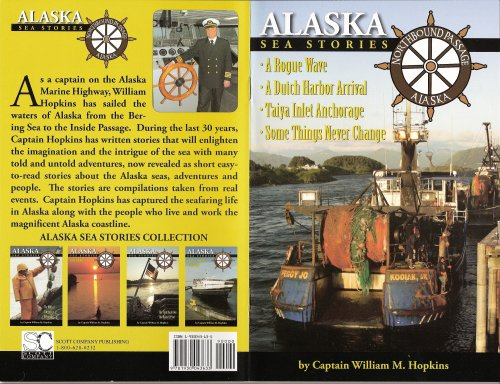 9781930043596: Alaska Sea Stories - five volume set