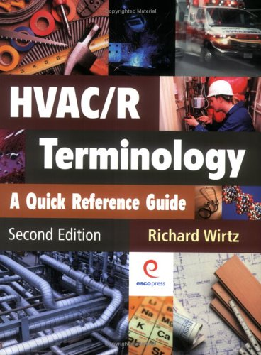 9781930044227: HVAC/R Terminology: A Quick Reference Guide (Second Edition)