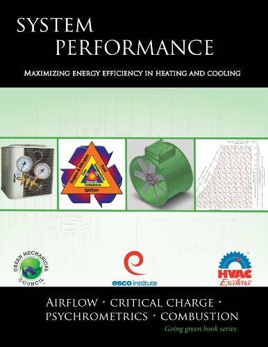 9781930044319: System Performance: Maximizing Energy Efficiency in Heating and Cooling