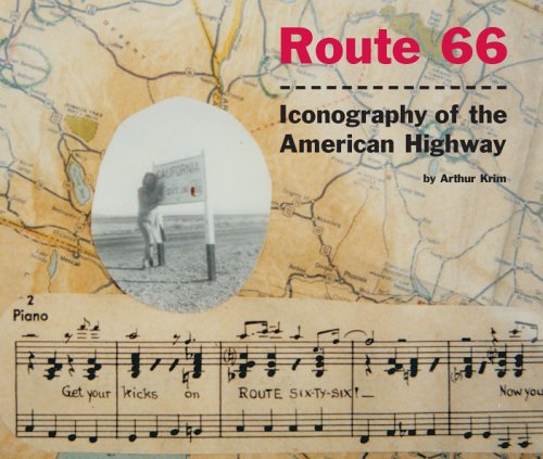 9781930066359: Route 66: Iconography of the American Highway