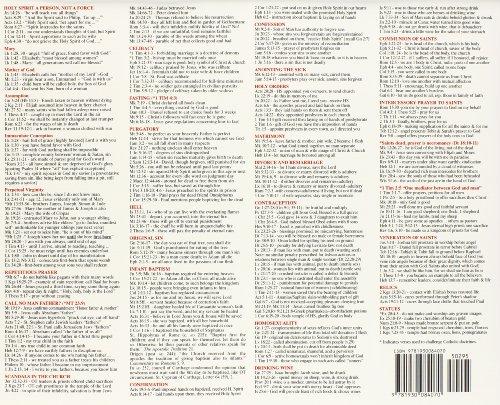 9781930084070: Catholic Verse Finder (