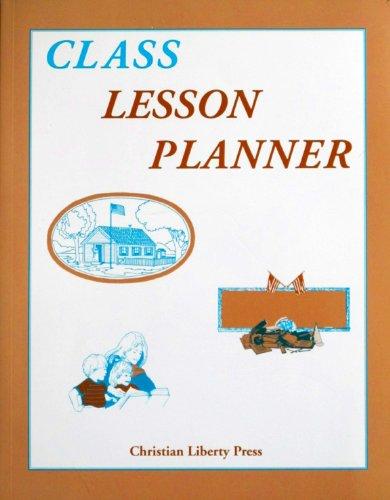 CLASS Lesson Planner: Michael J. McHugh