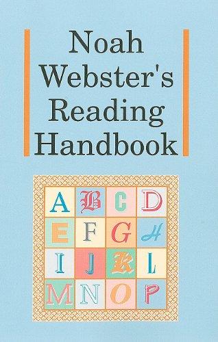 9781930092242: Noah Webster's Reading Handbook