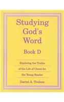 Studying Gods Word Book D