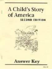 A Child's Story of America Answer Key (1930092946) by Michael J. McHugh