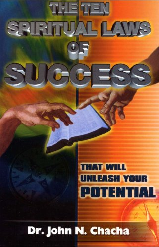 9781930100008: The Ten Spirtual Laws of Success