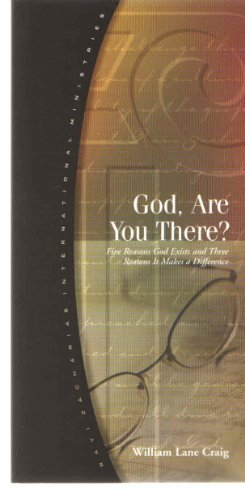 9781930107007: God Are You There