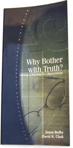 9781930107021: Why Bother with Truth? (The RZIM Critical Questions Booklet Series)