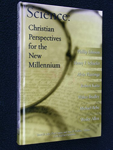 9781930107205: Science: Christian Perspectives for the New Millennium (2 Volumes)