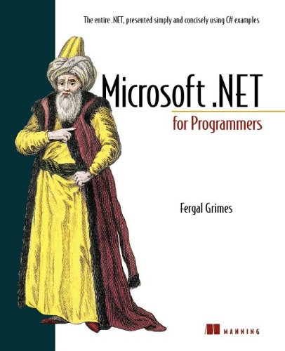 9781930110199: Microsoft .Net for Programmers