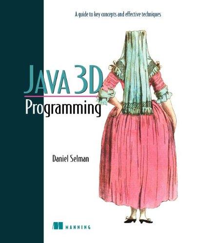 9781930110359: Java 3D Programming