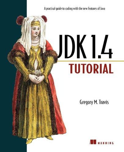 9781930110458: The JDK 1.4 Tutorial
