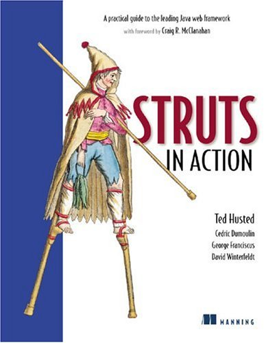 9781930110502: Struts in Action: Building Web Applications with the Leading Java Framework