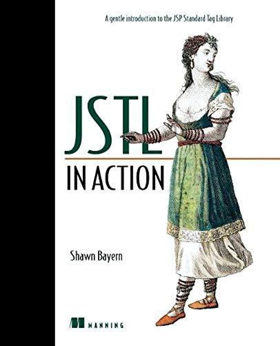 9781930110526: JSTL in Action