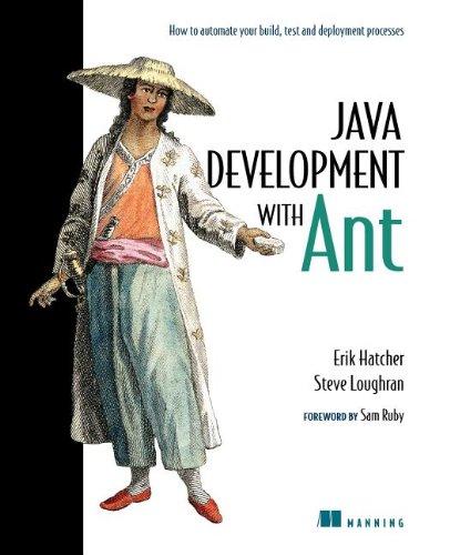 9781930110588: Java Development with Ant