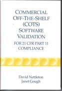9781930114555: Commercial Off-The-Shelf Software Validation for 21 CFR Part 11