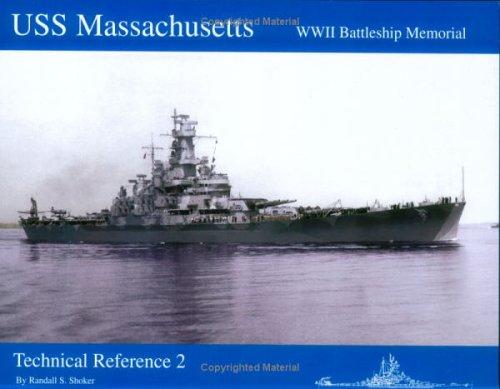 9781930127043: USS Massachusetts Technical Reference 2