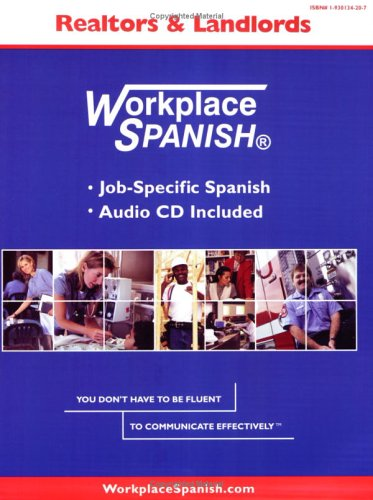 9781930134201: Workplace Spanish for Realtors & Landlords