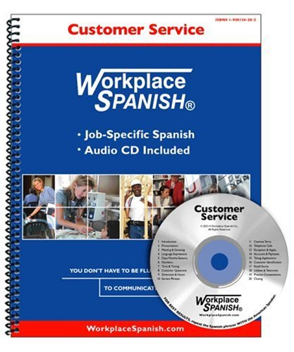 Workplace Spanish for Customer Service: Tom Sutula