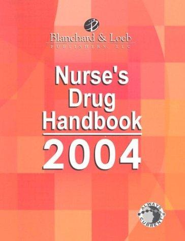 9781930138407: Nurse's Drug Handbook