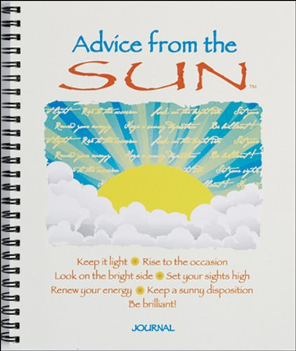 9781930175228: Advice from the Sun Journal