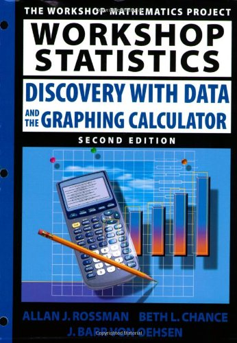 9781930190047: Workshop Statistics