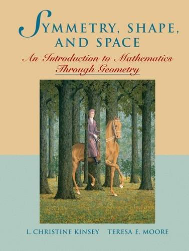 9781930190092: Symmetry, Shape and Space: Introduction to Geometry
