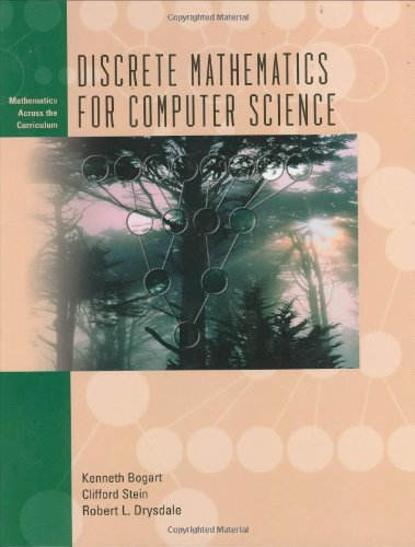 9781930190863: Discrete Mathematics for Computer Science (Mathematics Across the Curriculum)