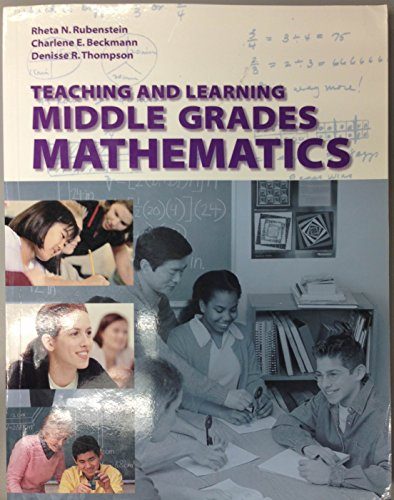 9781930190948: Teaching and Learning Middle Grades Mathematics