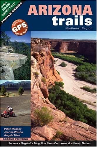 9781930193024: Arizona Trails Northeast Region