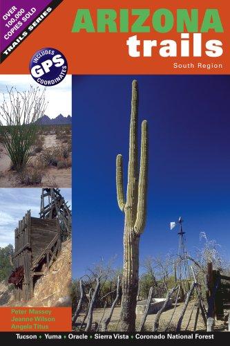 Arizona Trails South Region: Peter Massey; Jeanne