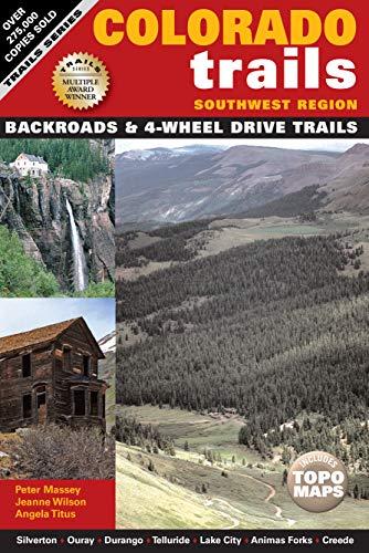 9781930193079: Colorado Trails Southwest Region