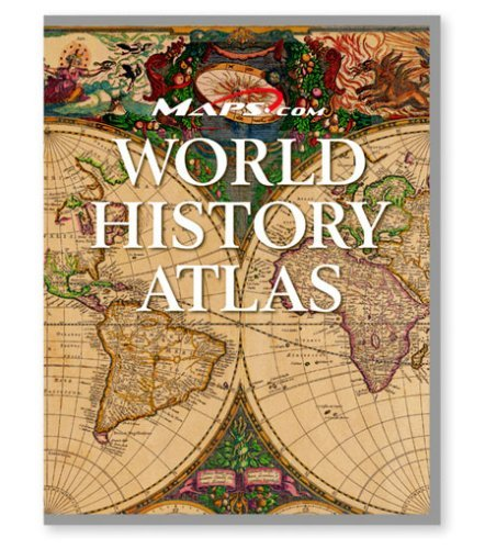 9781930194007: World History Atlas