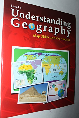 9781930194229: Understanding Geography Level 4 - Map skills and our world