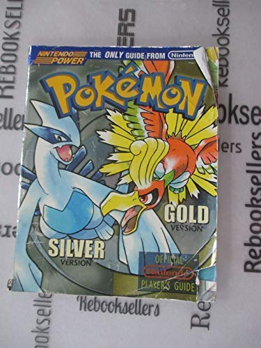 9781930206045: Official Nintendo Power Pokemon Gold Version and Silver Version Player's Guide