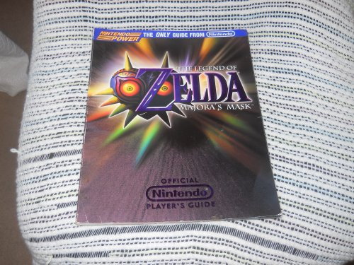 9781930206052: Official Nintendo Power the Legend of Zelda: Majora's Mask Player's Guide