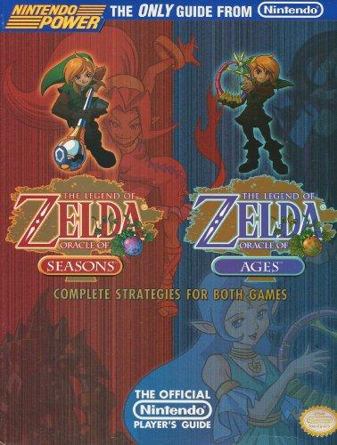 Legend of Zelda: Oracle of Seasons and: Scott (Editor) Pelland