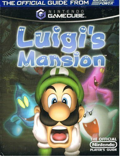 Luigi's Mansion Official Nintendo Player's Strategy Guide