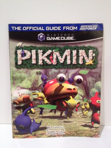 9781930206175: Pikmin: Nintendo Gamecube, The Official Nintendo Player's Strategy Guide