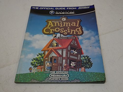 9781930206243: Animal Crossing : The Official Nintendo Player's Guide