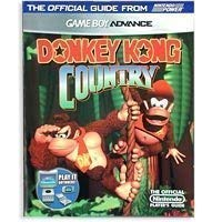 9781930206335: Donkey Kong Country: Nintendo Official Player's Guide for Gameboy Advance