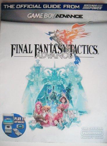 Final Fantasy Tactics Advance: Nintendo of America
