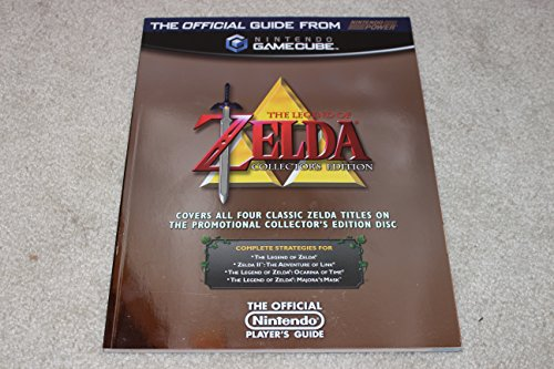9781930206465: The Legend of Zelda: Collector's Edition Player's Strategy Guide